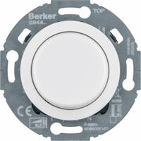 Berker universele draaidimmer comfort LED 3-100 W 1930 wit (294410)