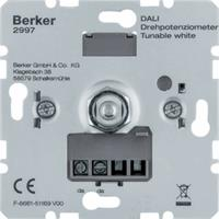 Berker draai-potentiometer DALI Tunable White (2997)