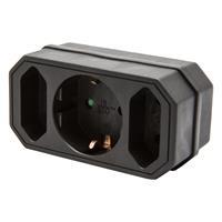 Allteq Stopcontact splitter -