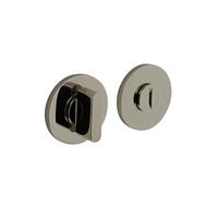 Intersteel Olivari rozet toilet-/badkamersluiting rond nikkel titaan PVD