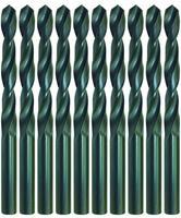 Spiraalboor HSS 3,3mm 10 stuks