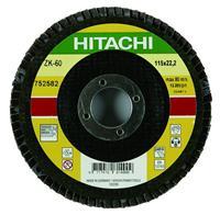 Hikoki Hitachi Lamellenschijf diameter 125mm K60