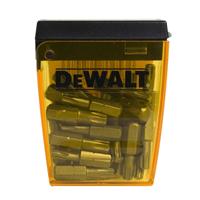 DeWALT DT7962 Schroefbits 25 stuks T25 - Torx 25 in Tic Tac Boxje