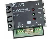 ivt Shunt Solar laadregelaar PWM 12 V, 24 V 8 A