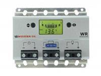 Western Co. WR20 Solar laadregelaar PWM 12 V, 24 V 20 A