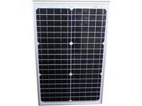 phaesun Sun Plus 30 S Monokristallijn zonnepaneel 30 W 12 V