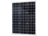 phaesun Sun Plus 50 S Monokristallijn zonnepaneel 50 Wp 12 V