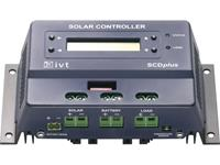 ivt SCDplus 40A Solar laadregelaar PWM 12 V, 24 V 40 A