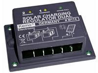 kemo Dual M174 Solar laadregelaar Serie 12 V 16 A
