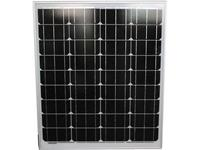 phaesun Sun Plus 80 Monokristallijn zonnepaneel 80 Wp 12 V