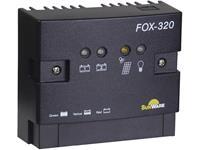 sunware Fox-320 Solar laadregelaar PWM 12 V, 24 V 20 A