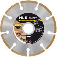 HLK 125mm Hardmetalen Zaagblad Doorslijpschijf voor Hout Laminaat Kunststof in Haakse Slijper