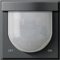 GIRA TX44 Systeem 3000 bewegingsmelder 2.2m Komfort Bluetooth antraciet