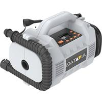 BATAVIA 18V Li-Ion Compressor 150 Psi / 10 Bar / Lcd Display Maxxpack Collection Exclusief Batterij / Lader