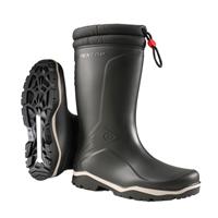 Dunlop K400061 Blizzard Gevoerde Winterlaars PVC Zwart - Maat 37