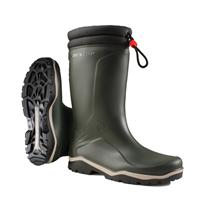 Dunlop K486061 Blizzard Gevoerde Winterlaars PVC Groen - Maat 44