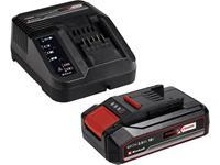 einhell PXC Starter Kit 18V 2,5Ah Power X-Change 4512097 Accu en acculader voor gereedschap 18 V 2.5 Ah Li-ion