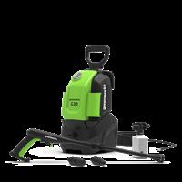 Greenworks 230V hogedrukreiniger 120 bar G30