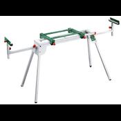 Bosch PTA 2400 onderstel voor verstekzagen 4 poot/poten Groen, Zilver