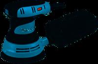 Makita BO5031 Excenterschuurmachine   125mm 300w