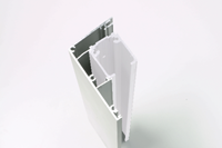 argenta Proslide afdekkap wandmontage aluminium 2 meter