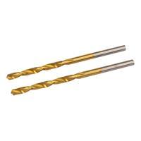 silverline 277843 HSS Boor - Titanium - 3,2mm (2st)
