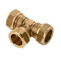 bonfix 82501 Knelkoppeling - T-stuk - 15x15x15mm