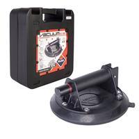 SC-200 Tegel-/glasdrager met vacuümpomp - 200mm