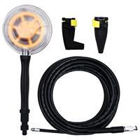 vidaXL 4-delige Hogedrukreinigeraccessoireset voor 135/165 bar