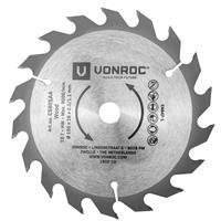 VONROC Cirkelzaagblad 150 x 16 x 2.0/1.1mm - 18 tanden- geschikt voor hout - universeel