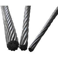 toolcraft Staaldraad (Ø) 1.5 mm per meter  13211100150 Grijs