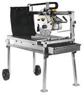 Samedia UTS500 4,0kw 400V Steenzaagmachine 450mm 370156