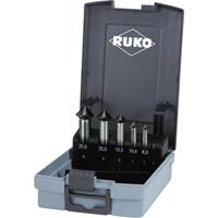 ruko ULTIMATECUT 102791EPRO Kegelverzinkboorset 5-delig 6.3 mm, 10.4 mm, 16.5 mm, 20.5 mm, 25 mm HSS 1 stuk(s)