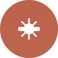 Bosch Accessories 2608621821 Fiberschijf Ø 115 mm Korrelgrootte 60 25 stuk(s)