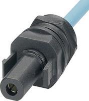 phoenixcontact Phoenix Contact PV-FT-CF-C-6-130-BU PV-connector SUNCLIX Zwart, Blauw Inhoud: 1 stuk(s)