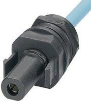phoenixcontact Phoenix Contact PV-FT-CF-C-4-130-BU PV-connector SUNCLIX Zwart, Blauw Inhoud: 1 stuk(s)