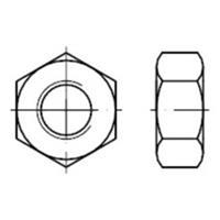 TOOLCRAFT TO-6861108 Zeskantmoeren M8 DIN 934 RVS V2A A2 100 stuk(s)