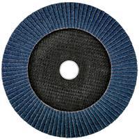 metabo 623152000  lamellenschuurschijf 178 mm P 80, SP-ZK 10 stuk(s)