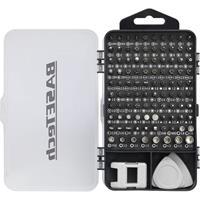 basetech BT-2247898 Bitset 116-delig Incl. bithouder en schroevendraaier