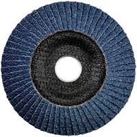 metabo 623148000  lamellenschuurschijf 125 mm P 60, SP-ZK 10 stuk(s)