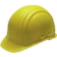 Cimco 14 0200 - Protective helmet yellow 14 0200