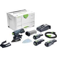 Festool DTSC 400 Li 3,1 I-Set 18V Deltaschuurmachine 575703