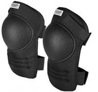 PVC Kniebeschermers 1 paar zwart