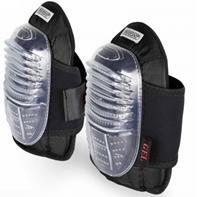 Gel Kniebeschermers 1 paar zwart