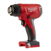 Milwaukee M18 BHG-0 18V Li-Ion accu Heteluchtpistool body - 470°C