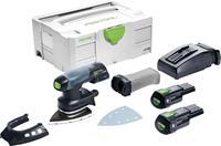 Festool DTSC 400 Li 3,1 I-Plus 18V Deltaschuurmachine 575710