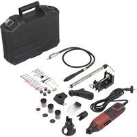 toolcraft MW-138 TO-6449337 Multifunctioneel gereedschap Incl. accessoires 170 W