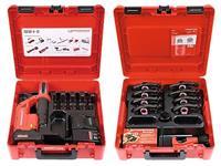 rothenberger 1000002121 ROMAX ComTT Permachineset incl. 8 persbekken voor Maxi Pro in koffer - 1/4-1.1/8