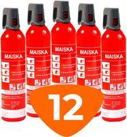 MAISKA Sprayblusser 0,75L 12 stuks -  - 12 Stuks