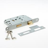 Nemef Klavier dag- en nachtslot deurslot type 1266/4-50 sl56 DIN rechts